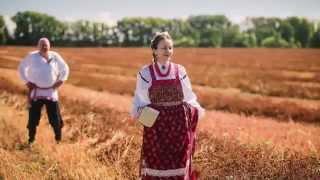 Русская свадьба Андрея и Наташи
