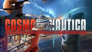 What is... Cosmonautica (Space Ship Trading, Open World, Sims Style Gameplay)