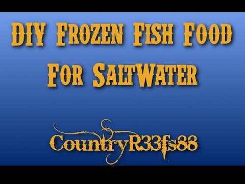 how to make frozen fish