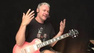 Funky Slap Fingers - Guitar Lesson