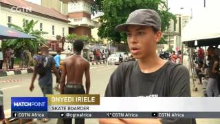 urban sport attracts lagos skating enthusiasts