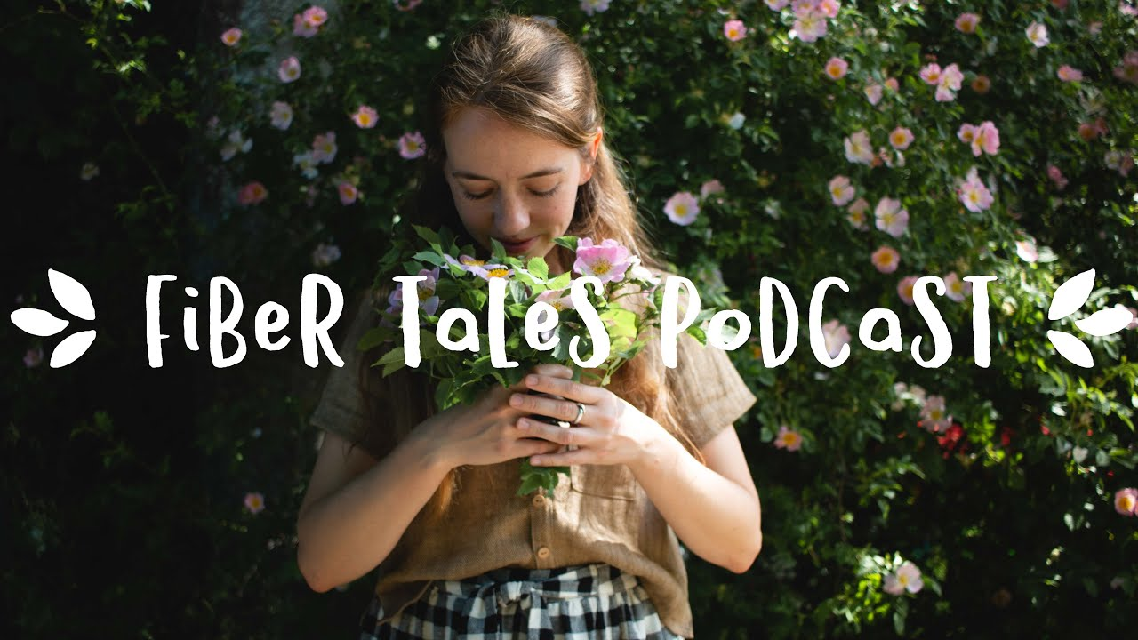 Fiber Tales Podcast | Episode 36 | 5 almost finished objects and everything herringbone