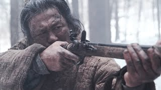 チェ・ミンシク×大杉漣、日韓の名優が奇跡の共演! 朝鮮最後の虎と人間...