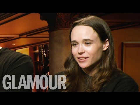 Ellen Page Interview On Depression, Anxiety & LGBTQ Rights
