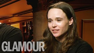 Ellen Page Emotional Interview On Depression, Anxiety & LGBTQ Rights: