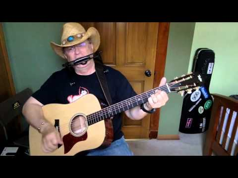 2013 -  California Stars -  Wilco vocal & acoustic guitar cover & chords