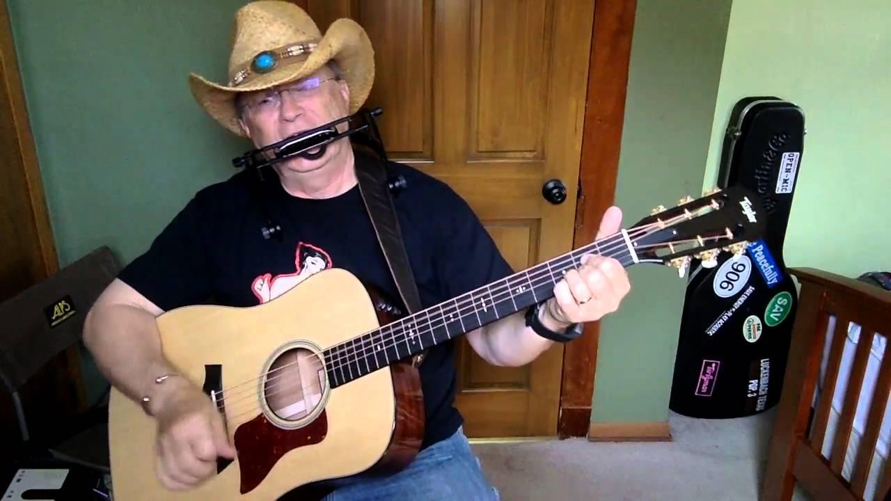 2013 California Stars Wilco Vocal Acoustic Guitar Cover