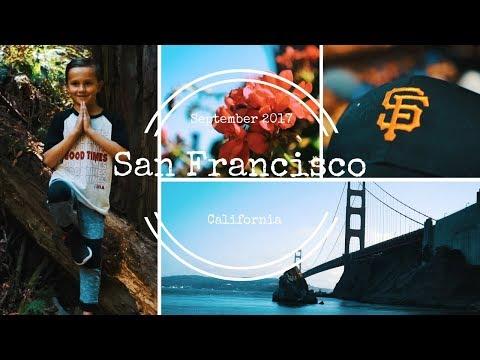 San Francisco / California / Vacation / Au Pair Vlog / AIFS / Au Pair USA