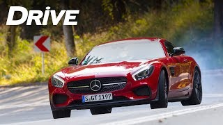 Mercedes-AMG GT S by DRIVE Magazine (Eng subs)
