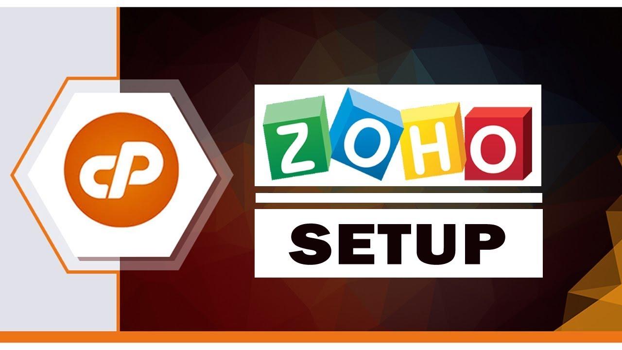 zoho web hosting