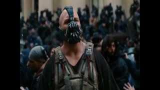 The Dark Knight Rises - Batman vs Bane Round 2