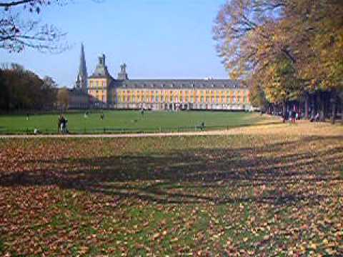 Bonn University Main Campus in Fall 2009 -1-