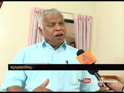 CM's pvt secretary M V Jayarajan responses to Asianet News