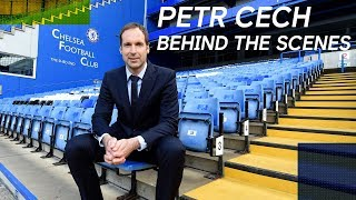 Behind-The-Scenes | Petr Cech Announced as Technical and Performance Advisor