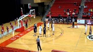 West Virginia University Tech vs. University of Virginia at Wise 2012 First Half