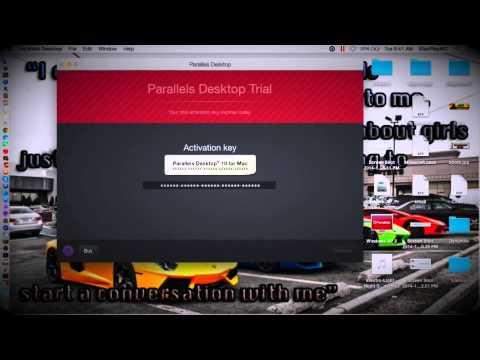 parallels desktop serial number