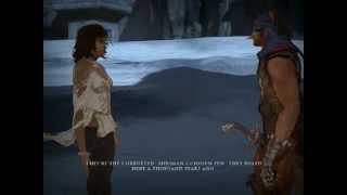 Prince of Persia 4 Game Movie 2