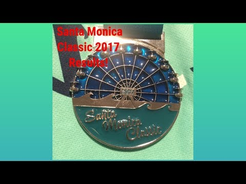 Lifting and Marathon Training Episode 10: Santa Monica Classic 10K Race Results!