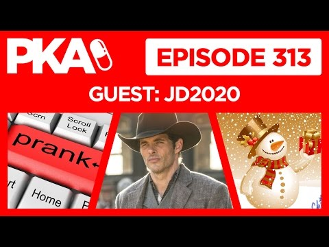 PKA 313 w/JD2020 Woody Pranks Everyone, COD Vietnam, Are Souls Real, Best Christmases