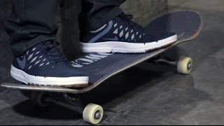 Nike Sb Free Skate Shoes Wear Test Review - Tactics.com