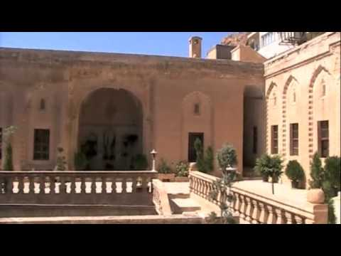 Arab Style Architecture in Mardin, Southeastern Turkey