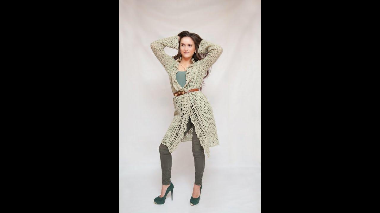 Модный женский удлиненный кардиган — Как выбрать и где купить .