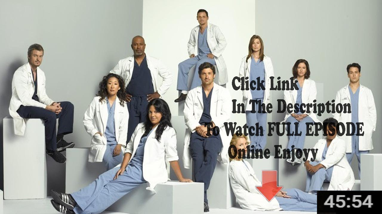 Grey\'s Anatomy S012E09 The Sound of Silence FULL EPISODE - YouTube