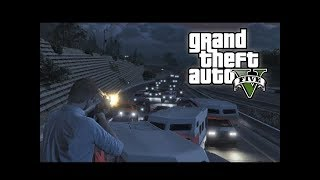 FROM BAD TO WORSE IN 50 SECONDS • 2 Idiots Play GTA V