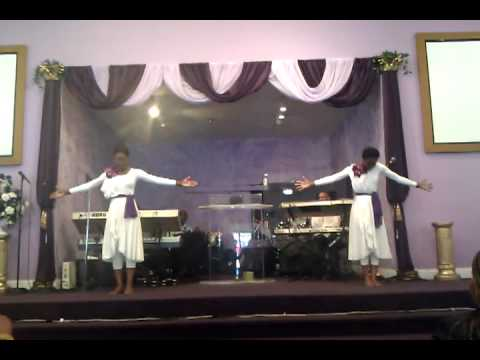 OCF Fresh Fire Dance Ministry - Amen by Deitrick Haddon