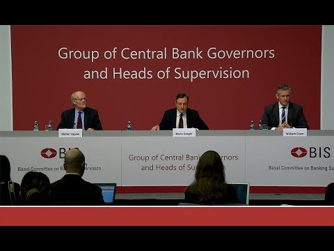 Finalising Basel III