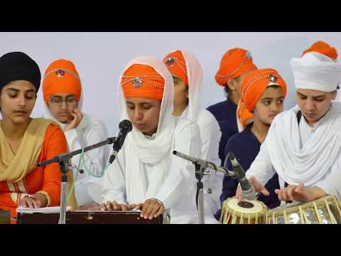 Akal International Gurmat Youth Camp 2018 | Baru Sahib | Akal Academy