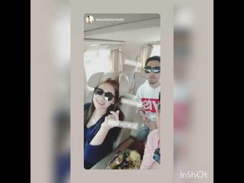 Wow Sudah Sampai Lampung Ayutingting Sudah Ditunggu Babang Robbypurba