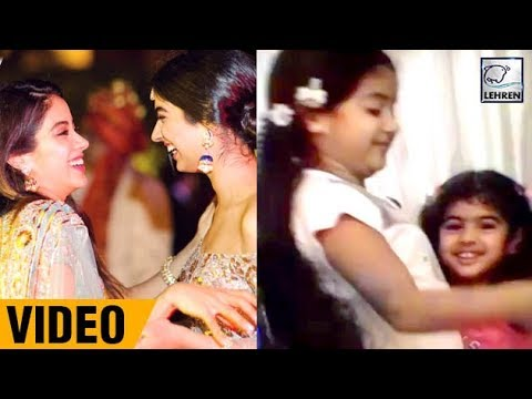 Download Janhvi Kapoor Wishes Sister Khushi Kapoor On Her 18th Birthday With A Throwback Video | LehrenTV