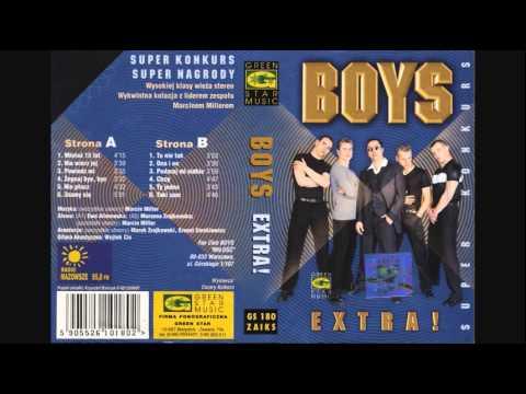 Boys - Miałaś