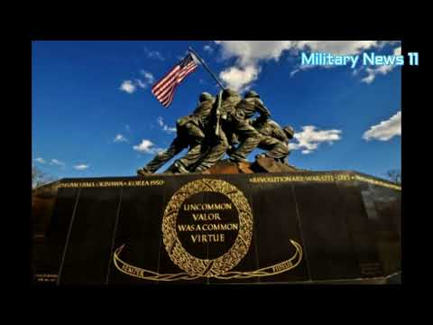 Iwo Jima Memorial Updated to Add Iraq, Afghanistan Wars