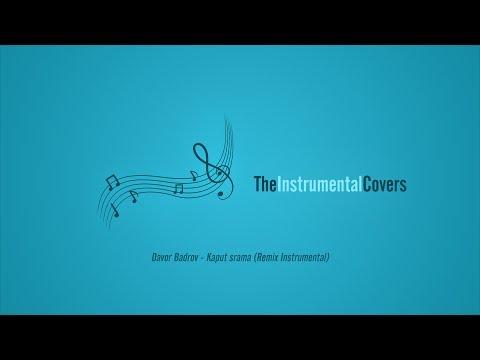 Davor Badrov - Kaput srama //  Instrumental Cover // 2013