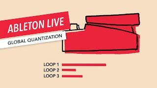 Ableton Live: How to Launch Clips with Global Quantization | Music Production | Tips & Tricks