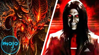 Top 10 Greatest Video Game Demons