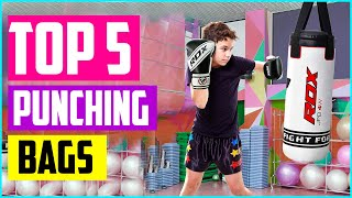Best Kids Punching Bags Review in 2020 - Top 5 Best Punching Bags for Kids