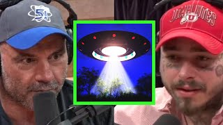 Joe Rogan & Post Malone Talk Aliens and UFOs