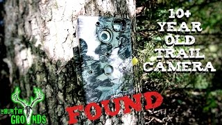 10+ Year Old Trail Camera Found, What's inside? : S7 #21