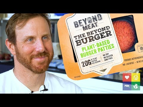 BEYOND MEAT - 2018 INTERVIEW