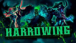 ESTO ES HARROWING!!! ¿TRUCO O TRATO? ( League of Legends ) #Harronza