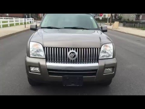 High Mileage 2006 Mercury Mountaineer Aka Ford Explorer Review, What To Expect.