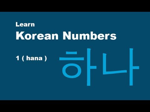 Korean Numbers: The Ultimate Free Guide - Learn Korean