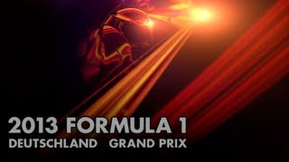 F1 2013: German Grand Prix Highlights