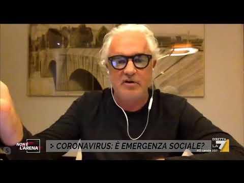 Coronavirus, Flavio Briatore: