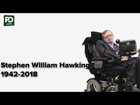 The Story of Stephen Hawking | Pakistan Observer