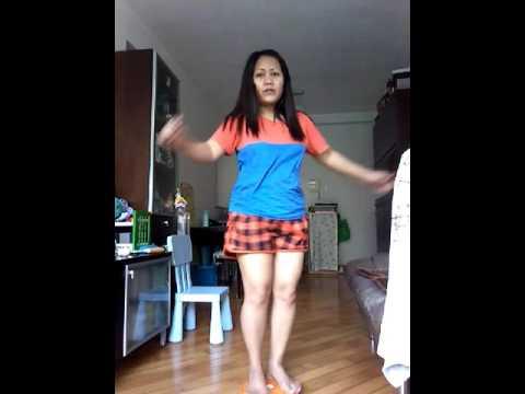My daily exercise every morning (buhay inday sa hongkong)