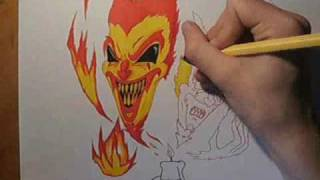 "Speed Drawing 10 ""The Amazing Jeckel Brothers"""